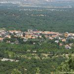 Foto El Escorial desde la Silla de Felipe II 6