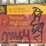 Foto Parque de Felipe II 1