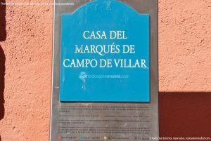 Foto Casa del Marqués de Campo de Villar 10