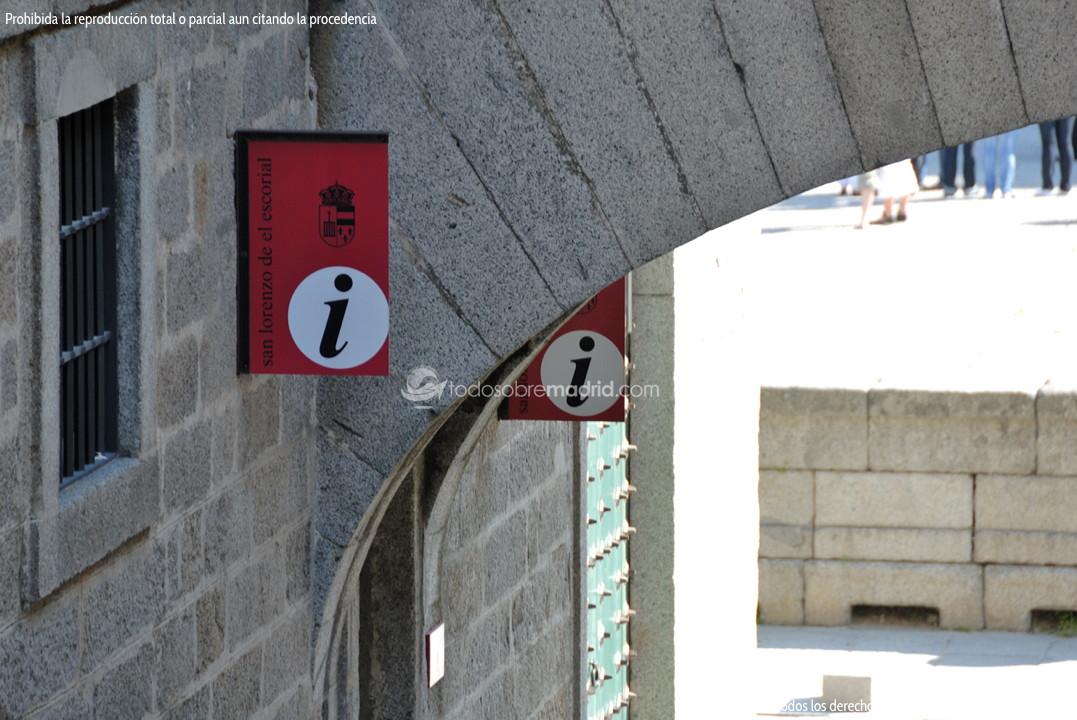 foto oficina de turismo de san lorenzo de el escorial 1