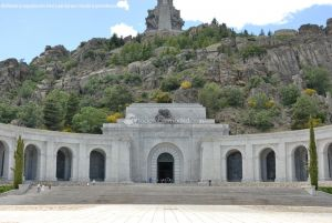 Foto Explanada y Exedra Valle de los Caidos 1