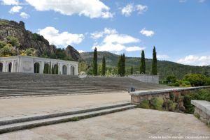 Foto Explanada y Exedra Valle de los Caidos 8