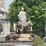 Foto Plaza de Cibeles 2