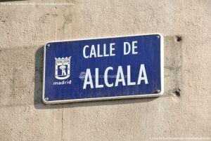 Foto Calle de Alcalá de Madrid 34