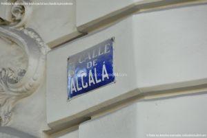 Foto Calle de Alcalá de Madrid 52