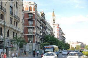 Foto Calle de Alcalá de Madrid 61