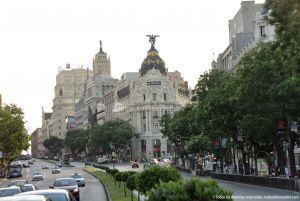 Foto Calle de Alcalá de Madrid 64
