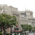 Foto Calle de Alcalá de Madrid 100