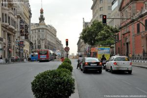 Foto Calle de Alcalá de Madrid 102
