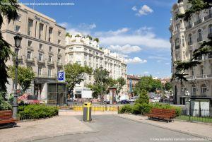 Foto Plaza de las Cortes 12