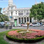 Foto Fuente en el Paseo del Prado 3