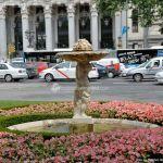 Foto Fuente en el Paseo del Prado 4