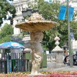 Foto Fuente en el Paseo del Prado 8