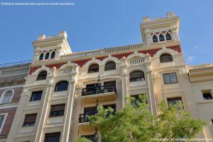 Foto Edificio Calle de Montalbán