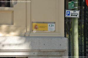 Foto Centro de Investigaciones Sociológicas (CIS) 1