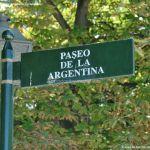 Foto Paseo de la Argentina
