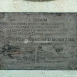 Foto Escultura General Francisco Morazán