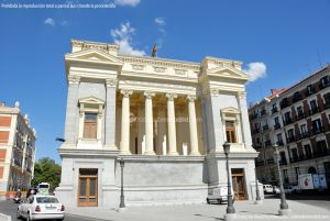 Foto Casón del Buen Retiro de Madrid 20