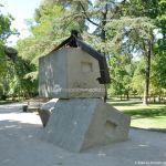 Foto Escultura Junto al Palacio de Cristal