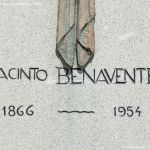 Foto Escultura Jacinto Benavente
