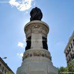 Foto Escultura a María Cristina de Borbón 1
