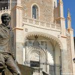 Foto Escultura Un Pintor para el Prado 4