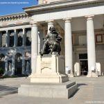 Foto Escultura a Velázquez en Museo del Prado 6