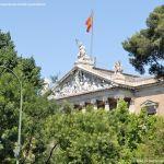 Foto Biblioteca Nacional de Madrid 2