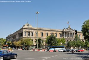 Foto Biblioteca Nacional de Madrid 50