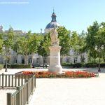 Foto Escultura a Su Majestad el Rey Don Fernando VI 5