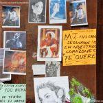 Foto Homenaje espontáneo a Michael Jackson 6