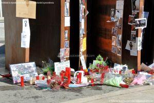 Foto Homenaje espontáneo a Michael Jackson 14