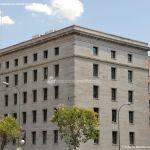 Foto Nuevos Ministerios de Madrid 1