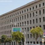 Foto Nuevos Ministerios de Madrid 3
