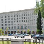 Foto Nuevos Ministerios de Madrid 17