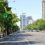 de Nuevos Ministerios a Plaza de Castilla 12