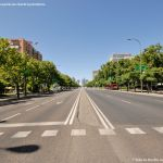 de Nuevos Ministerios a Plaza de Castilla 16