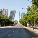 de Nuevos Ministerios a Plaza de Castilla 50