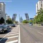 de Nuevos Ministerios a Plaza de Castilla 58