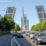 de Nuevos Ministerios a Plaza de Castilla 59
