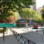 de Nuevos Ministerios a Plaza de Castilla 62