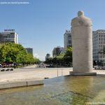 de Nuevos Ministerios a Plaza de Castilla 68