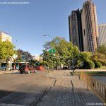 de Nuevos Ministerios a Plaza de Castilla 74