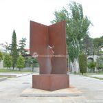 Foto Escultura Jardines Nuevos Ministerios 6