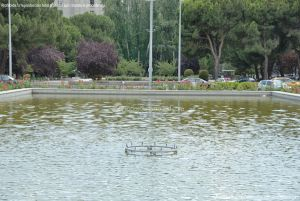 Foto Fuente Jardines Nuevos Ministerios 2