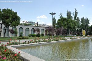 Foto Fuente Jardines Nuevos Ministerios 4