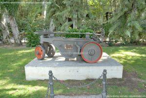 Foto Maquinaria ferroviaria en Nuevos Ministerios 4