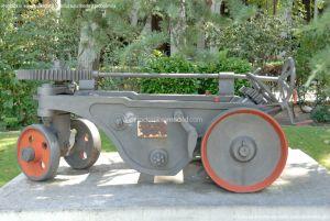 Foto Maquinaria ferroviaria en Nuevos Ministerios 5