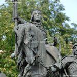 Foto Escultura a Isabel la Católica de Madrid 6