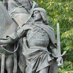 Foto Escultura a Isabel la Católica de Madrid 12
